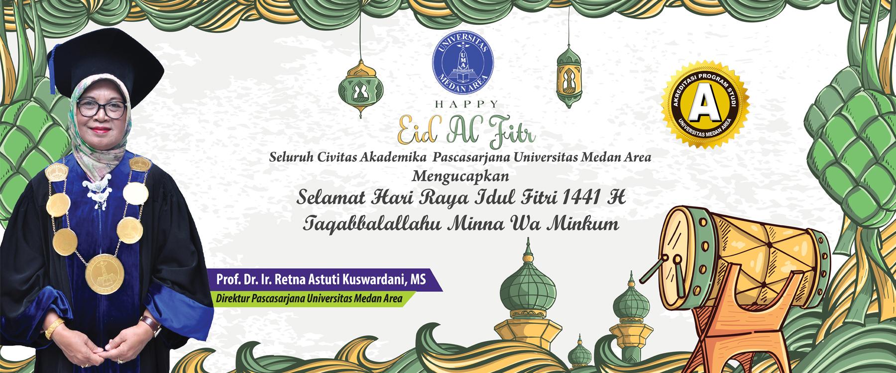 Slider Hari Raya Idul Fitri 1441 Hijriah
